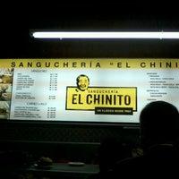 Photo taken at El Chinito by Ibrahim B. on 5/10/2013