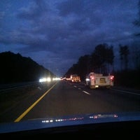 Photo taken at Interstate 95 by Amber P. on 11/20/2013