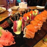 Photo taken at Yuraku Japanese Restaurant by Nathan O. on 12/21/2012