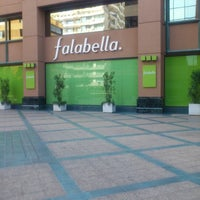Photo taken at Falabella by Claudio A. on 1/11/2013