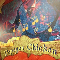 Photo taken at Popeye's Chicken & Biscuits by RoPOP on 4/13/2013