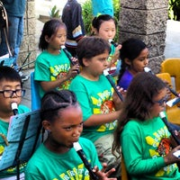 Photo taken at Cerritos Elementary by Tru-One Records &. on 6/12/2015