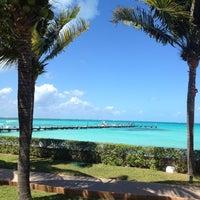 Photo taken at Dreams Cancun Resort & Spa by Jorge H. on 10/27/2012