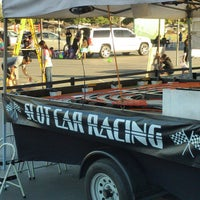 Photo taken at Cerritos Elementary by Racing Party Events on 10/29/2014