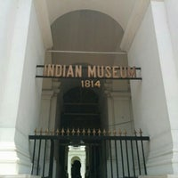 Photo taken at Indian Museum by num h. on 5/23/2015
