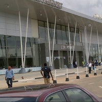 Photo taken at Port-Harcourt International Airport (PHC) by Will R. on 12/13/2013