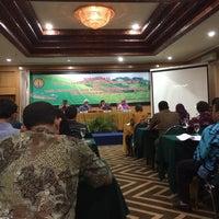 Photo taken at Hotel Banjarmasin International (HBI) by Koko L. on 4/3/2014