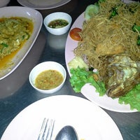 Photo taken at ร้านชัยโภชนา by pearl c. on 12/19/2012