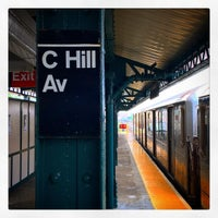 Photo taken at MTA Subway - Castle Hill Ave (6) by Fredo A. on 7/30/2016