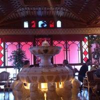 Photo taken at Taj Majal by Cristina A. on 2/23/2014