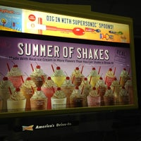 Photo taken at SONIC Drive In by susan a. on 7/28/2013