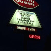 Photo taken at Dairy Queen by Rob H. on 5/27/2014