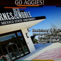 Photo taken at New Mexico State University Main Campus Bookstore by NMSU I. on 1/2/2013
