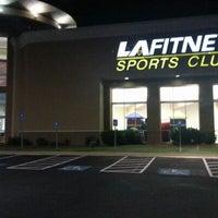 Photo taken at LA Fitness by Nicholas S. on 1/25/2013