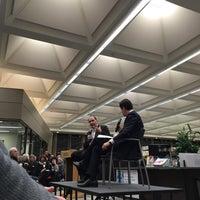 Photo taken at Highland Park Public Library by Jon K. on 2/16/2016