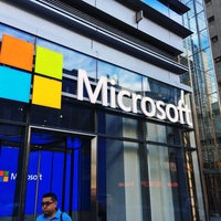 Photo taken at Microsoft by Paulo F. on 6/13/2016
