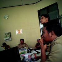 Photo taken at Dinas Tata Ruang dan Pengawasan Bangunan by Robi P. on 1/15/2014