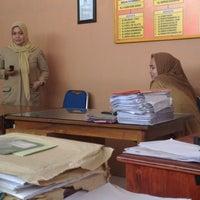 Photo taken at Dinas Tata Ruang dan Pengawasan Bangunan by Robi P. on 1/22/2014