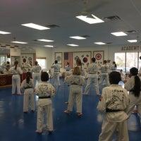 Photo taken at J.K. Lee Black Belt Academy by Donato D. on 12/1/2012