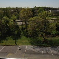 Photo taken at Crowne Plaza Philadelphia-Bucks County by Wesley on 4/27/2013