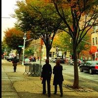 Photo taken at Skylight SoHo by Anthony L. on 10/23/2012