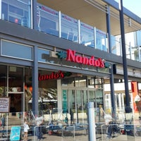 Photo taken at Nando's by Haris S. on 4/5/2014