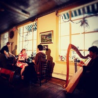 Photo taken at McCarthy's Tea Room by Discover Lehigh Valley on 11/12/2012