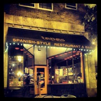 Photo taken at Tapas on Main by Discover Lehigh Valley on 9/1/2013