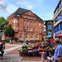 Photo taken at Harburg by Victor P. on 7/2/2013