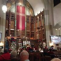 Photo taken at Bethany United Methodist Church by Chad B. on 12/25/2013