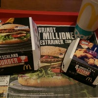 Photo taken at McDonald's by Carlos S. on 6/11/2016