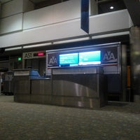 Photo taken at Gate A51 by George H. on 9/15/2014