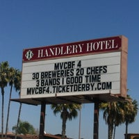 Photo taken at Handlery Hotel San Diego by Alison S. on 3/24/2013
