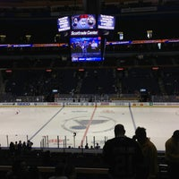 Photo taken at Scottrade Center by Clayton Q. on 3/26/2013