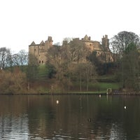 Photo taken at Linlithgow Palace by Francis B. on 12/3/2016