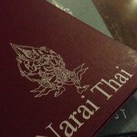 Photo taken at Narai Thai by Michael G. on 12/5/2012