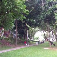 Photo taken at Duxton Plain Park by James S. on 7/21/2013