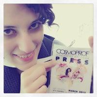 3/9/2013にPatrizia D.がCosmoprof Bologna 2013で撮った写真
