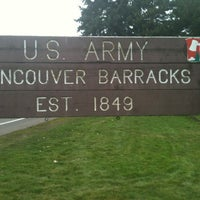 Photo taken at Fort Vancouver Barracks-AAFES by Larry M. on 2/9/2013