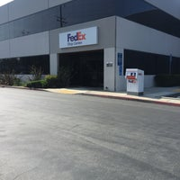 Photo taken at FedEx Ship Center by Voltaire V. on 6/2/2016