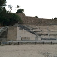 Photo taken at Ancient Stadium by Anna on 7/30/2016