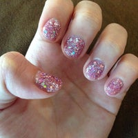 Photo taken at nail sky by Juzpatty on 10/8/2013