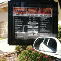 Photo taken at Jimmy John's by Caryn N. on 9/29/2012
