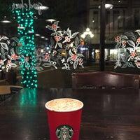 Photo taken at Starbucks by Anita T. on 11/9/2015