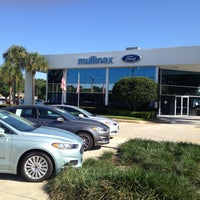 Photo taken at Mullinax Ford by Matt Y. on 5/14/2013