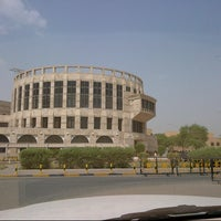 Photo taken at CBA - KU by Khaled A. on 7/30/2012