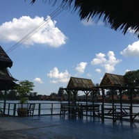 Photo taken at Bung Sam Ran Fishing Park by song S. on 10/26/2012