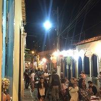 Photo taken at Lençóis by Joao Ricardo C. on 5/29/2016