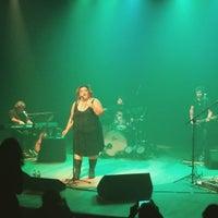 Photo taken at Teatro Sesc I by Luan A. on 4/1/2016