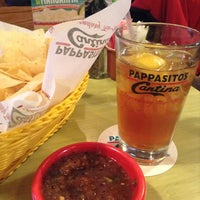 Photo taken at Pappasito's Cantina by Judie S. on 12/30/2012